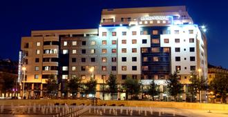 Hotel Mundial - Лиссабон - Здание