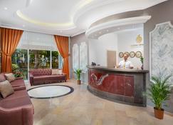Golden Orange Hotel - Antalya - Front desk