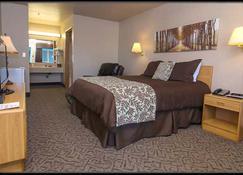 Pacific Inn Motel - Forks - Bedroom