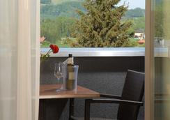 Austria Trend Hotel Salzburg Mitte - Salzburg - Balcony