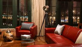 Hotel Nelligan - Montreal - Living room