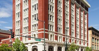Hotel Teatro - Denver - Building