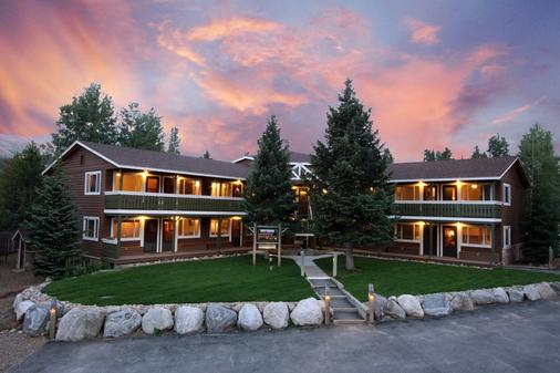 Breckenridge Park Meadows by Ski Country Resorts - Breckenridge - Rakennus