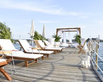 Socializing Hotel Mirna - LifeClass Hotels & Spa - Portorož - Patio