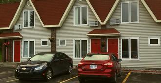 Restland Motel - Clarenville - Gebäude