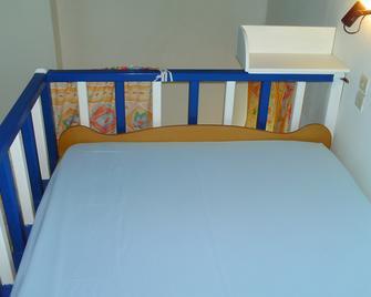 Popi Studios - Astypálaia - Bedroom