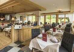 Romantik Hotel Spielmann - Ehrwald - Restaurant