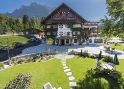 Romantik Hotel Spielmann - Ehrwald - Edificio