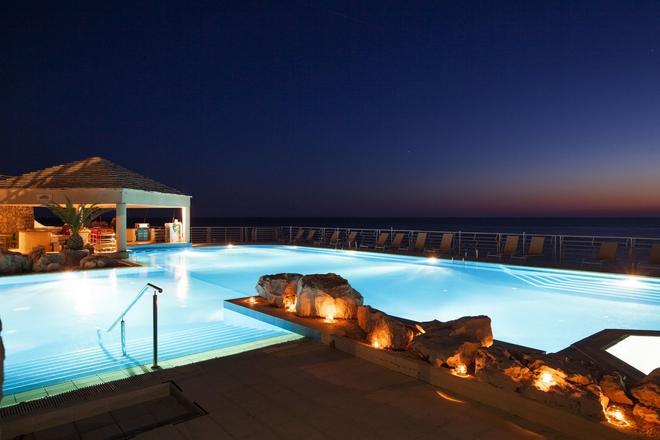 杜布若維尼克宮殿酒店 - 杜布羅夫尼克 - 杜布洛夫尼克 - 游泳池