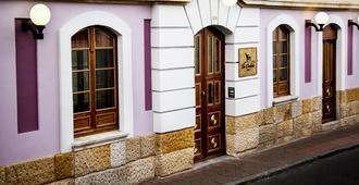 The Orchids Hotel - Bogotá - Edificio