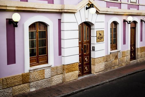 The Orchids Hotel - Bogotá - Rakennus
