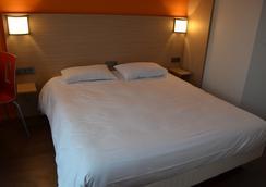 勒阿弗爾中心酒店 - 勒阿弗爾 - 臥室