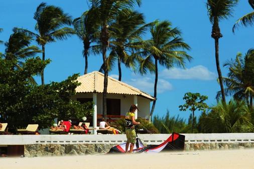 Windtown Beach Hotel - Cumbuco - Strand