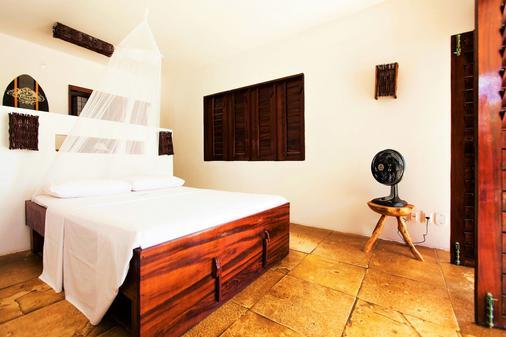Windtown Beach Hotel - Cumbuco - Schlafzimmer