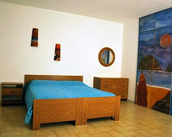 Holiday Eolie Village - Vulcano - Schlafzimmer
