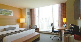 Greektown Casino Hotel - Detroit - Bedroom