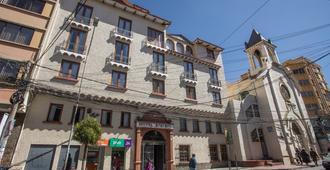 Hotel Rosario La Paz - לה פאז