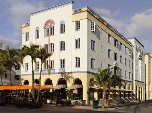 Hotel Edison - Miami Beach - Rakennus