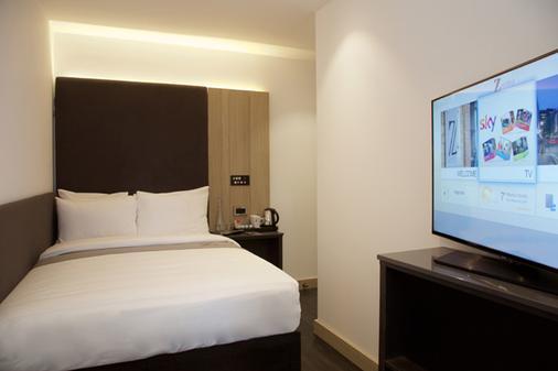 The Z Hotel Shoreditch - London - Bedroom