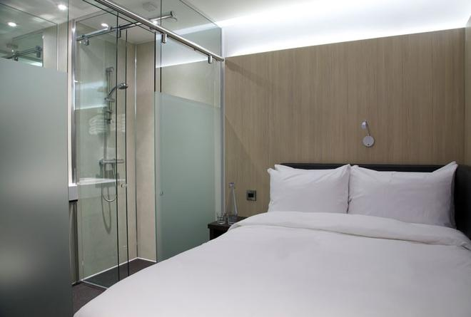 The Z Hotel Shoreditch - London - Phòng ngủ