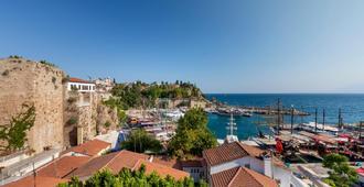 Adalya Port Hotel - Antalya - Outdoor view