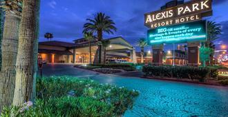 Alexis Park All Suite Resort - Las Vegas - Rakennus