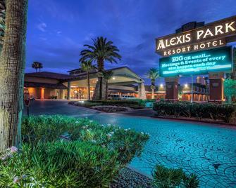 Alexis Park All Suite Resort - Las Vegas - Building
