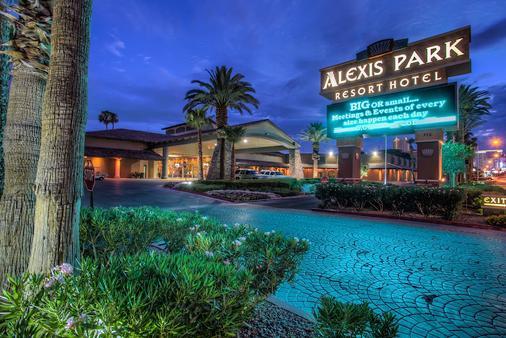 Alexis Park All Suite Resort - Las Vegas - Gebäude