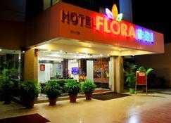 Oyo 1019 Hotel Flora Inn - Nagpur - Building