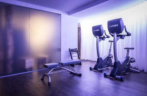 Centerhotel Thingholt - Reikiavik - Gym