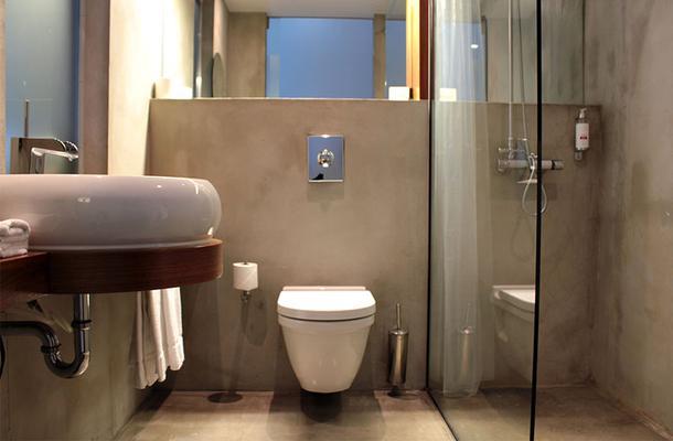 辛霍特中心酒店 - 雷克雅未克 - 雷克雅未克 - 浴室