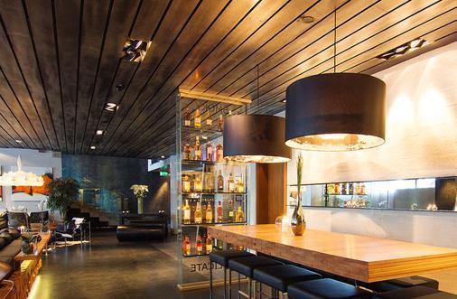 Centerhotel Thingholt - Reikiavik - Bar