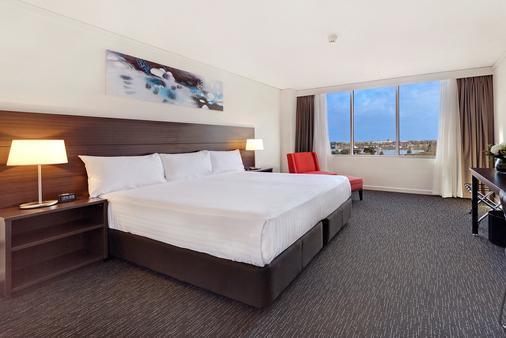 墨爾本亞當灣景酒店 - 墨爾本 - 墨爾本 - 臥室