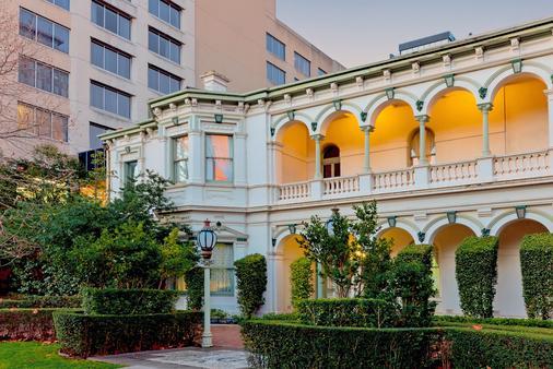 墨爾本亞當灣景酒店 - 墨爾本 - 墨爾本 - 建築