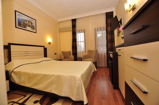 Hotel Oludeniz - Ölüdeniz - Phòng ngủ