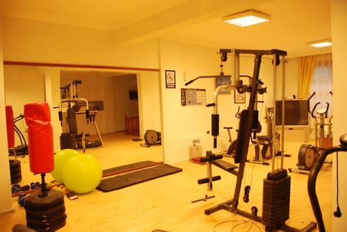 奧盧登斯酒店 - 厄呂代尼茲 - 健身房