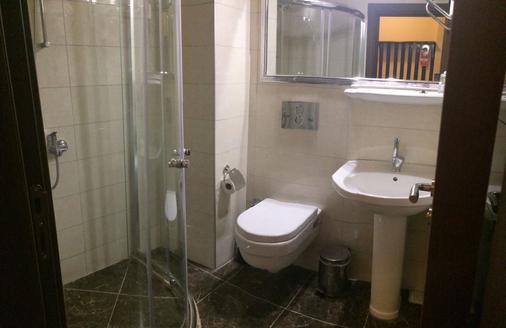 Hotel Oludeniz - Ölüdeniz - Phòng tắm