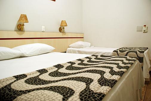 伊瓜蘇桑巴弗酒店 - 科士.道力喬 - 福斯的伊瓜蘇 - 臥室