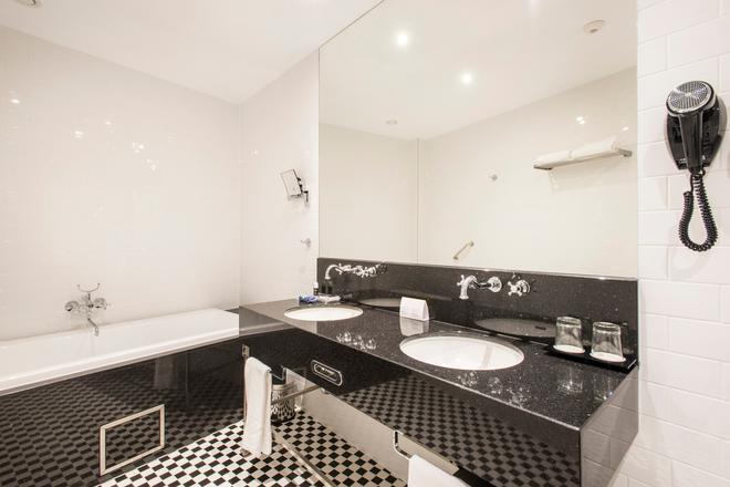 ユーロスターズ ダニューブ ブダペスト - ブダペスト - 浴室