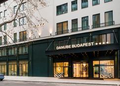 Eurostars Danube Budapest - Budapest - Building