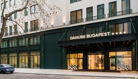 Eurostars Danube Budapest - Budapest - Rakennus