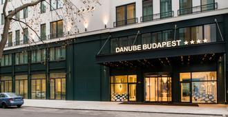 艾瑟多瑙河布達佩斯酒店 - 布達佩斯 - 布達佩斯 - 建築