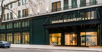 Eurostars Danube Budapest - บูดาเปสต์ - อาคาร