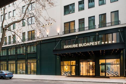 Eurostars Danube Budapest - Βουδαπέστη - Κτίριο