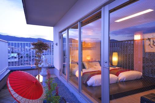Hana Hotel - Kyoto - Phòng ngủ
