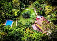 Hostel Da Vila Ilhabela - إلهابيلا - المظهر الخارجي