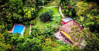 Hostel Da Vila Ilhabela - Ilhabela - Vista externa