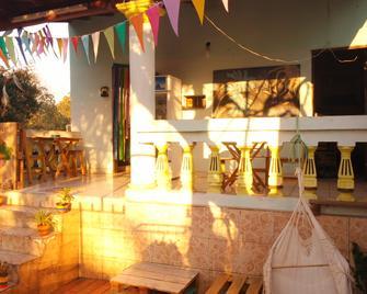 Hostal America Latina Aregua - Areguá - Vista del exterior