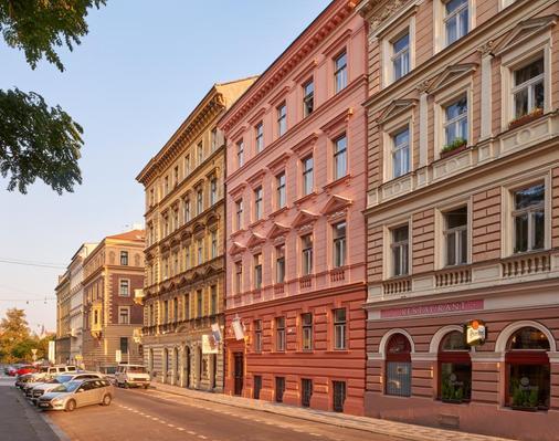 Remember Residence - Praha - Rakennus