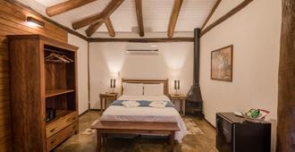 Ilha de Toque Toque Boutique Hotel & Spa - São Sebastião - Bedroom